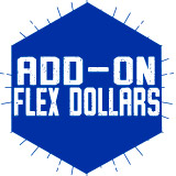 Add-On Flex Dollars
