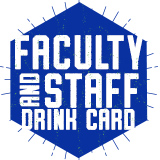 Faculty and Staff Fall and Spring Drink Card Program