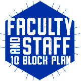 Faculty & Staff 10 Block Plan
